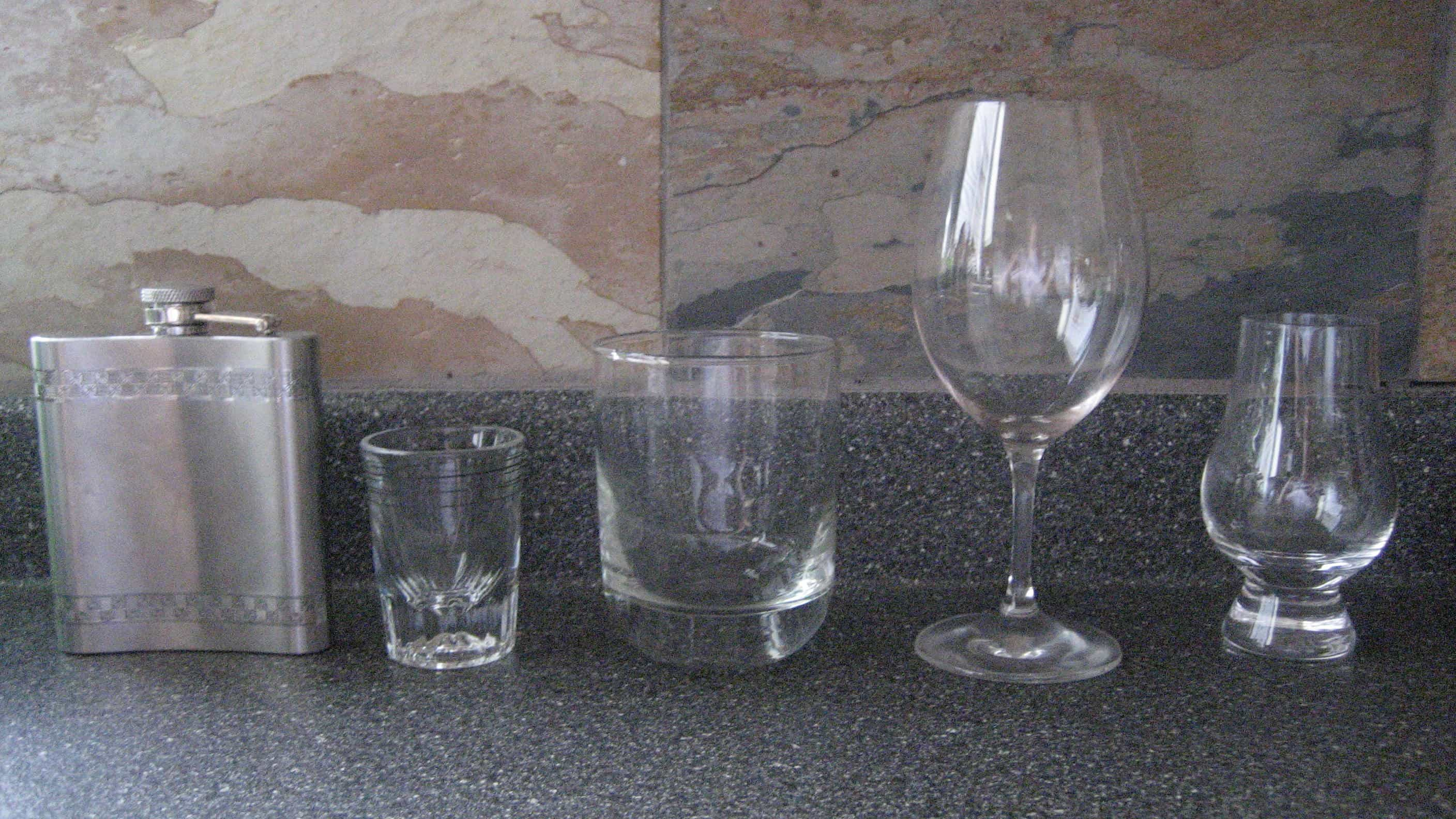 Scotch Glassware