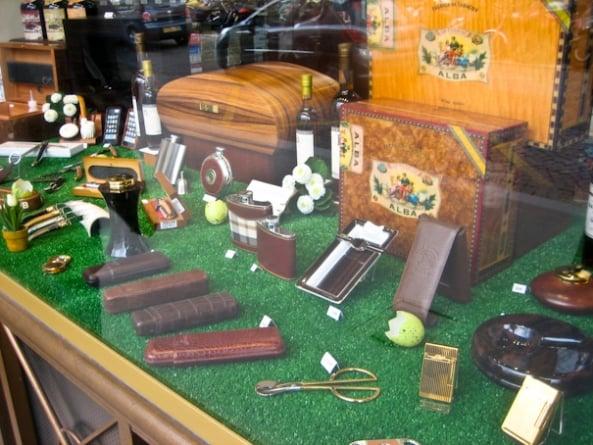 Cigars In Paris