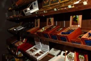 imbibe humidor 300x199 - Albuquerque's Imbibe Cigar Bar
