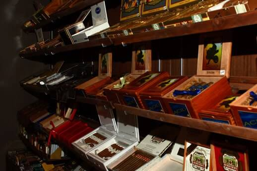 Albuquerque's Imbibe Cigar Bar