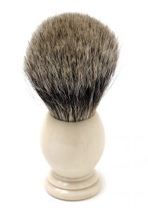 shaving brush 210x300 - The Rise and Fall … and Rise of the Shaving Brush.
