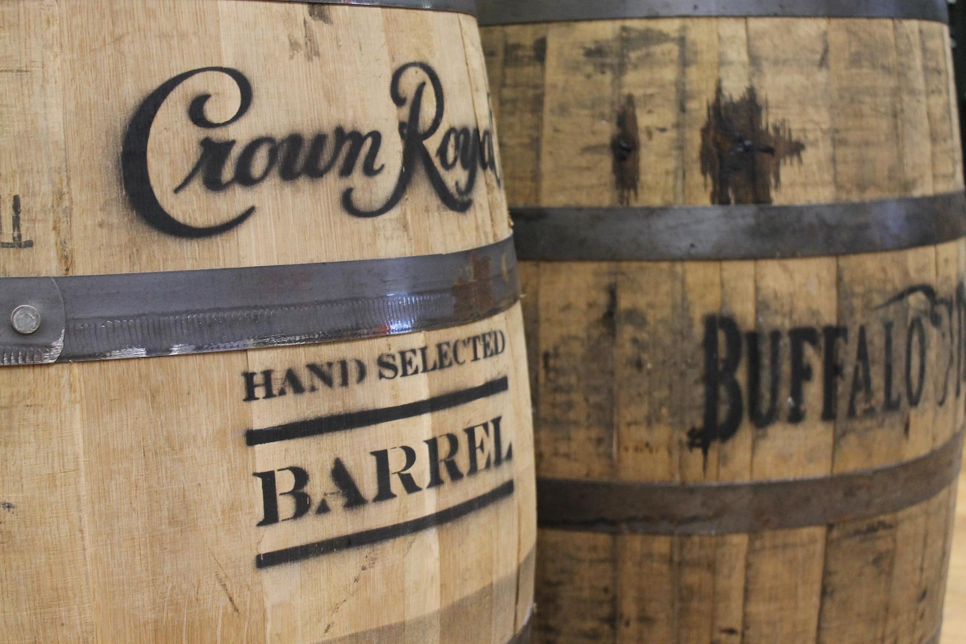 Crown Royal Whiskey