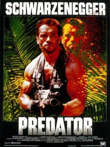 Predator 225x300 - Films To Imbibe In: Predator