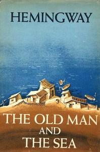 w oldmanandthesea 198x300 - Words To Imbibe In: Ernest Hemingway