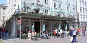 Tomaselli1 300x150 - Places To Imbibe In: Café Tomaselli: Salzburg, Austria