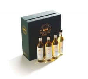 SMWS Samples 300x270 - The Scotch Malt Whisky Society's Glenfarclas 12 and Bowmore 10