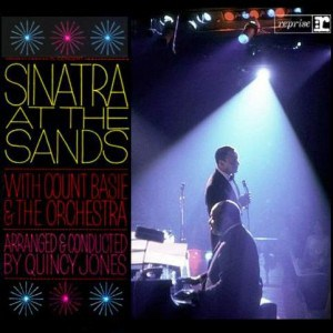 albumcoverFrankSinatra CountBasie SinatraAtTheSands 300x300 - Music To Imbibe In: Count Basie Live at the Sands