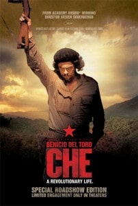 Che movie poster2 202x300 - Films To Imbibe In: Che