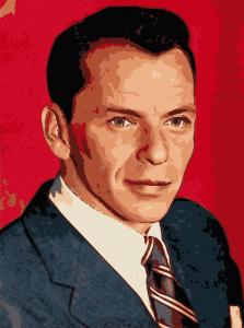 frank Sinatra  223x300 - Music To Imbibe In: Frank Sinatra's A Jolly Christmas