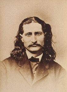wild bill hickok 219x300 - Shows To Imbibe In: Deadwood
