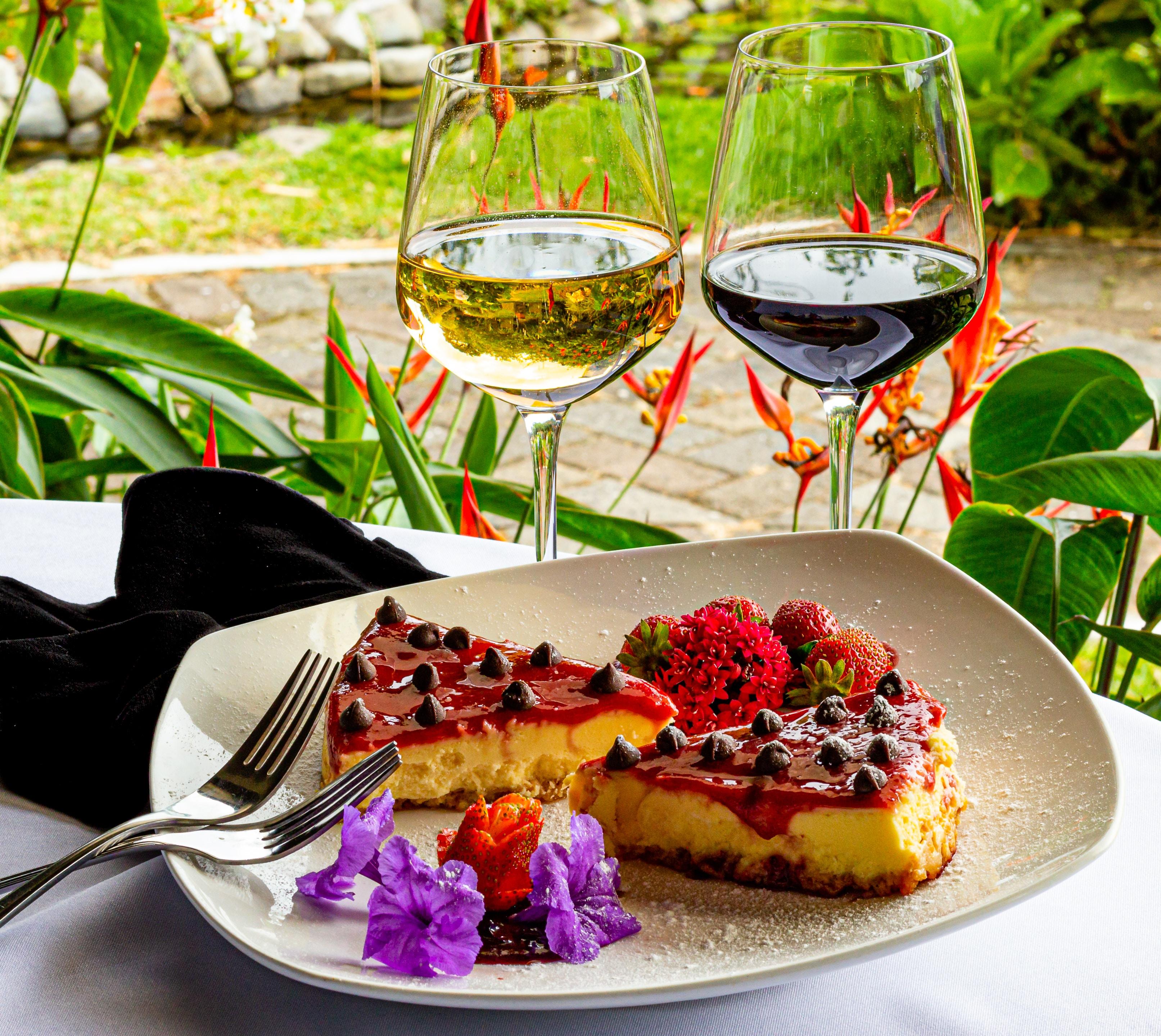 sweetness in the wine
