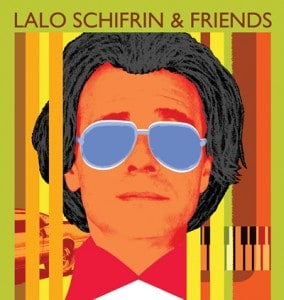 LaloSchifrinFriends 284x300 - Music To Imbibe In: Lalo Schifrin