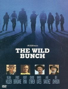 The Wild Bunch 230x300 - Films To Imbibe In: My Top 10 Films