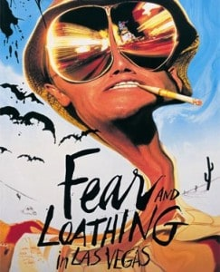 depp johnny fear and loathing in las vegas1 243x300 - Films To Imbibe In: My Top 10 Films
