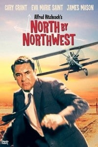 hitchcock north by northwest 200x300 - Films To Imbibe In: My Top 10 Films