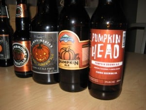 IMG 0109 300x225 - Pumpkin Beer