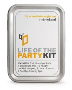 life of the party kit 2 241x300 - Drinkwel's Life of the Party Kit