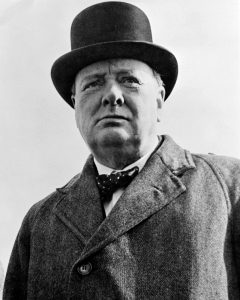 Sir Winston Churchill 240x300 - Books To Imbibe In: Churchill's Cigar by Stephen McGinty