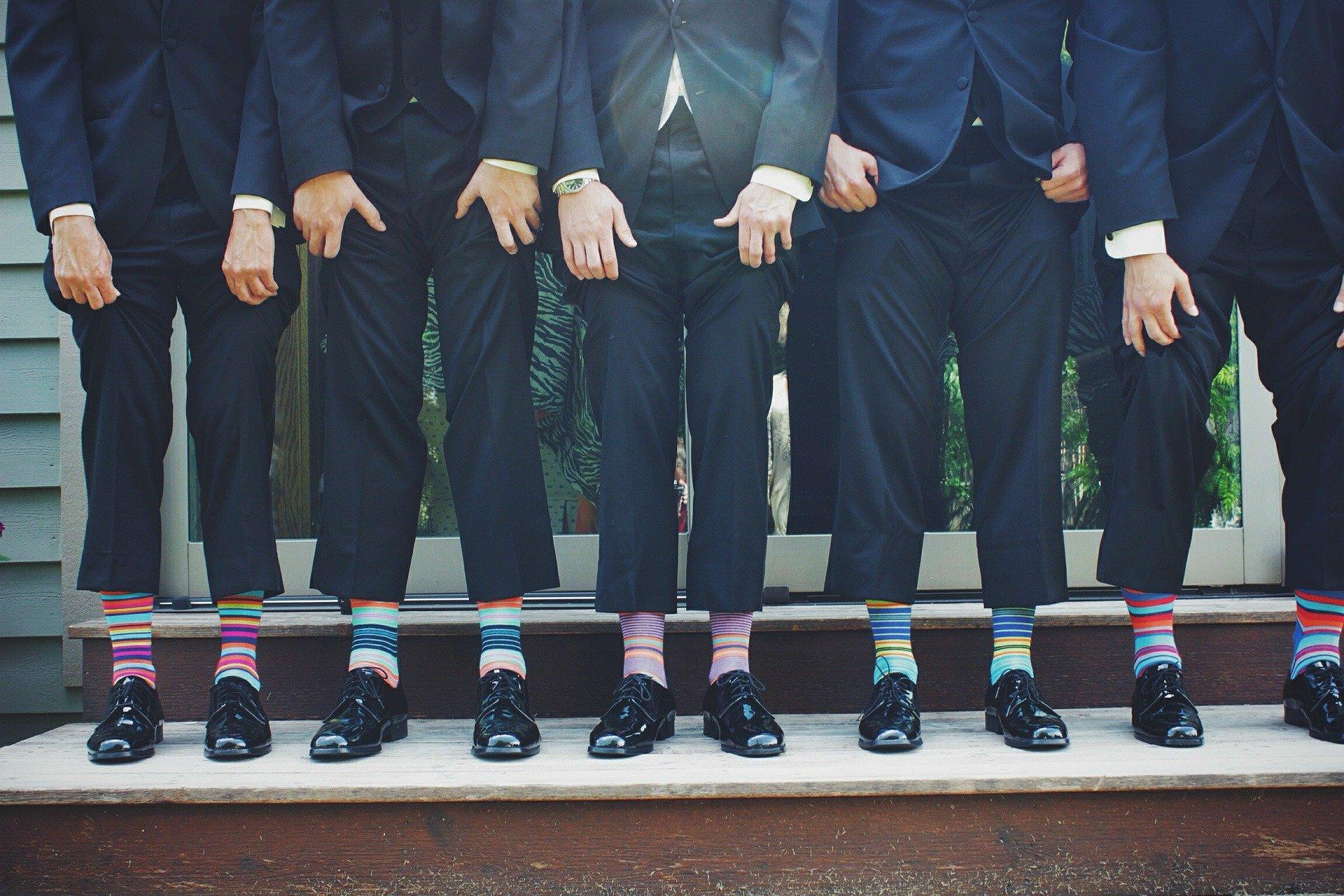 funny pattern socks
