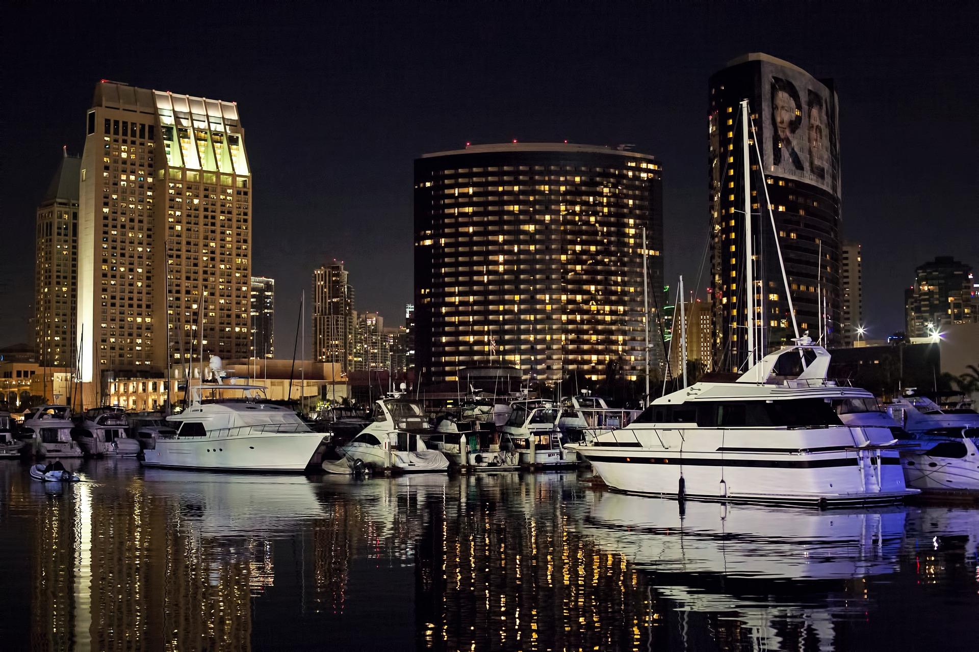 Travel to San Diego