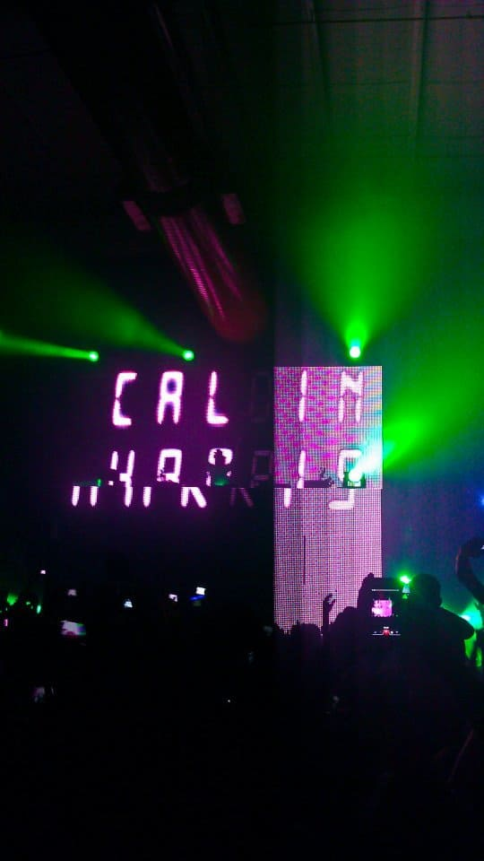 Calvin Harris - 120-Hours In Puerto Rico: White Sand Beaches, Raging Nights, and Island Fever