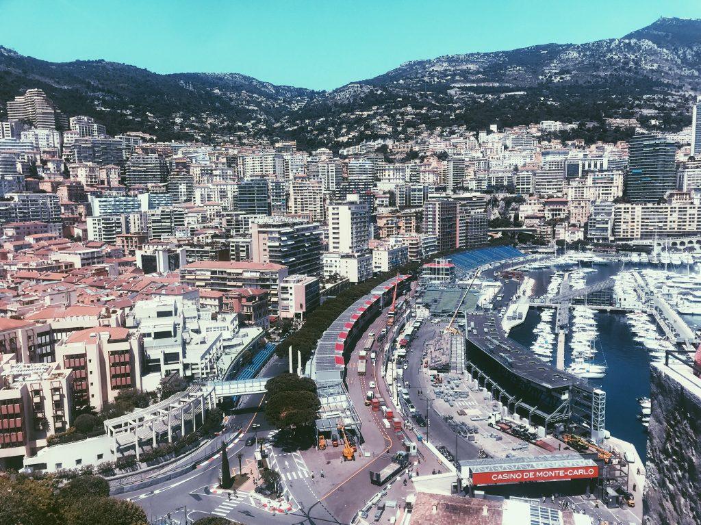 Monaco Grand Prix 1024x767 - Monaco: Every Gentleman's Favorite Playground