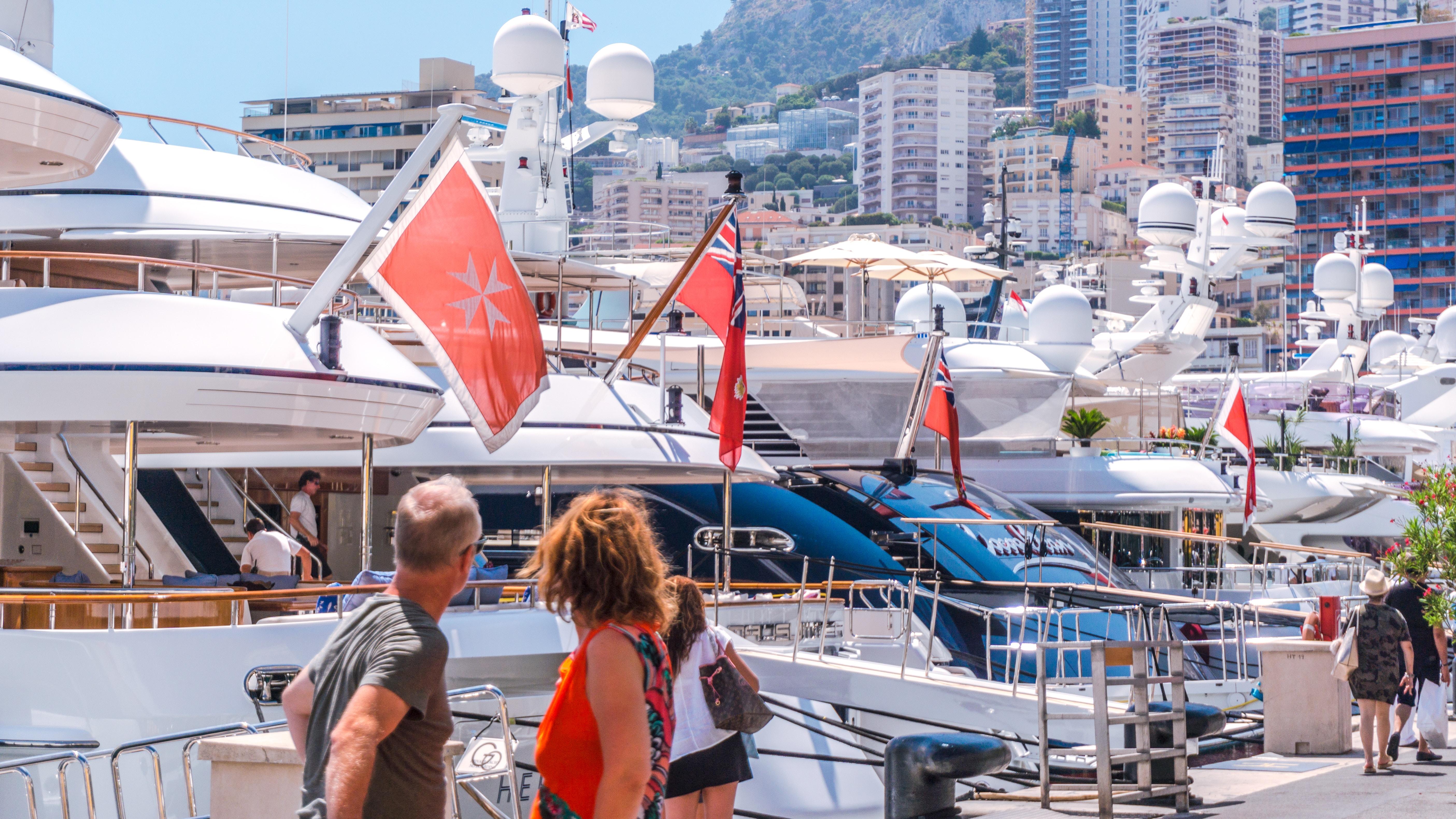 Monaco living in style