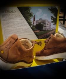 Walking Eastern Europe in The Hubbard Free Plain Toe Oxford Shoes