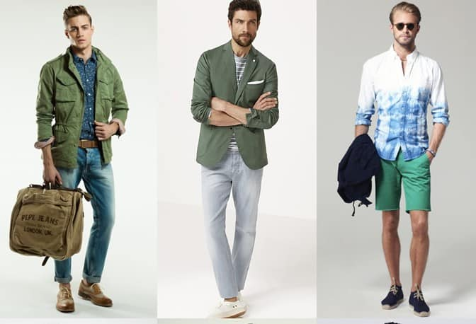 Style for Men - Men's Style Steals for Spring 2015