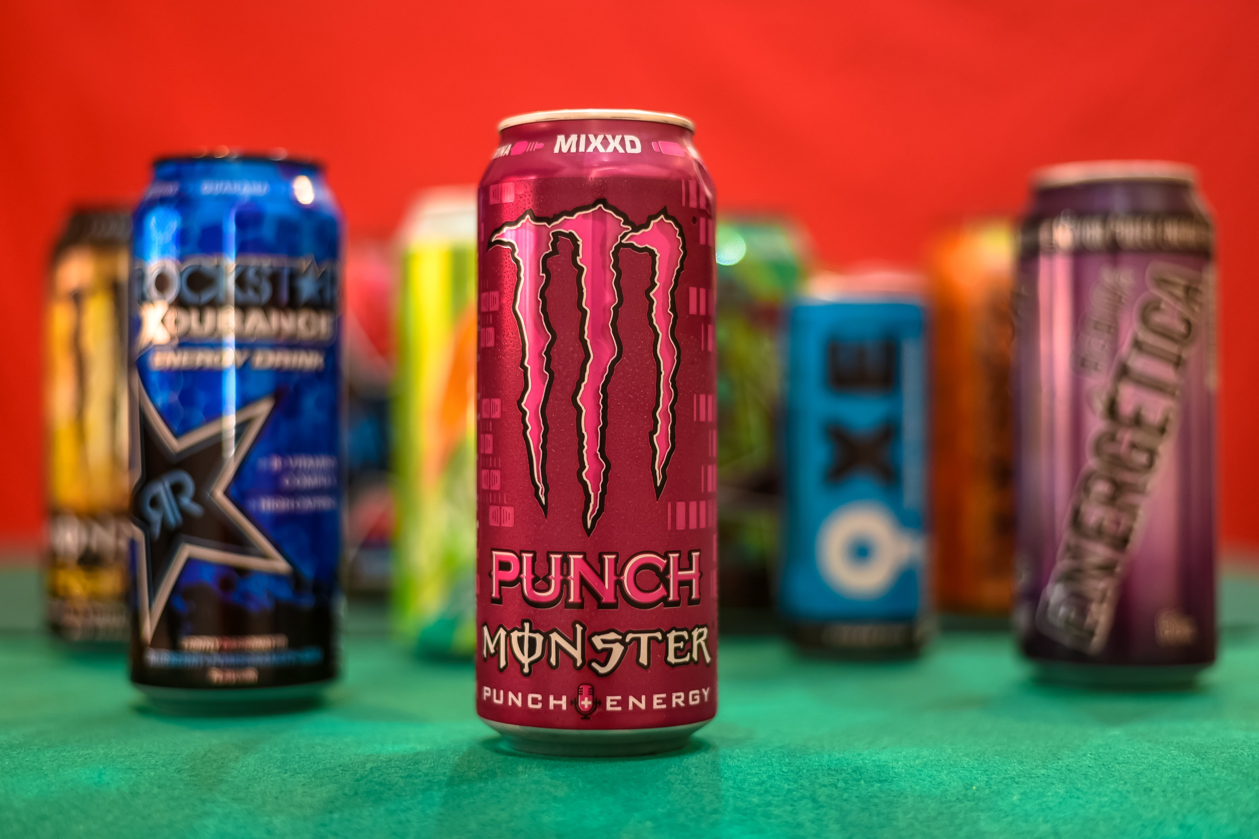 How Can Your Brand Benefit From Energy Drinks and Social Media Engagement