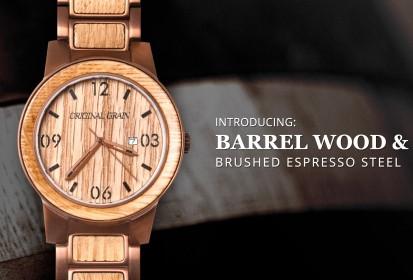 Original Grain: A Modern Apple Twist To This Traditional Watch