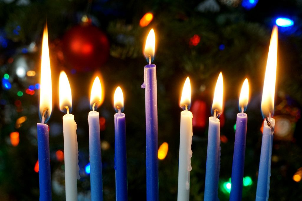 Hanukkah 1024x683 - Six Winter Holidays From Around The World