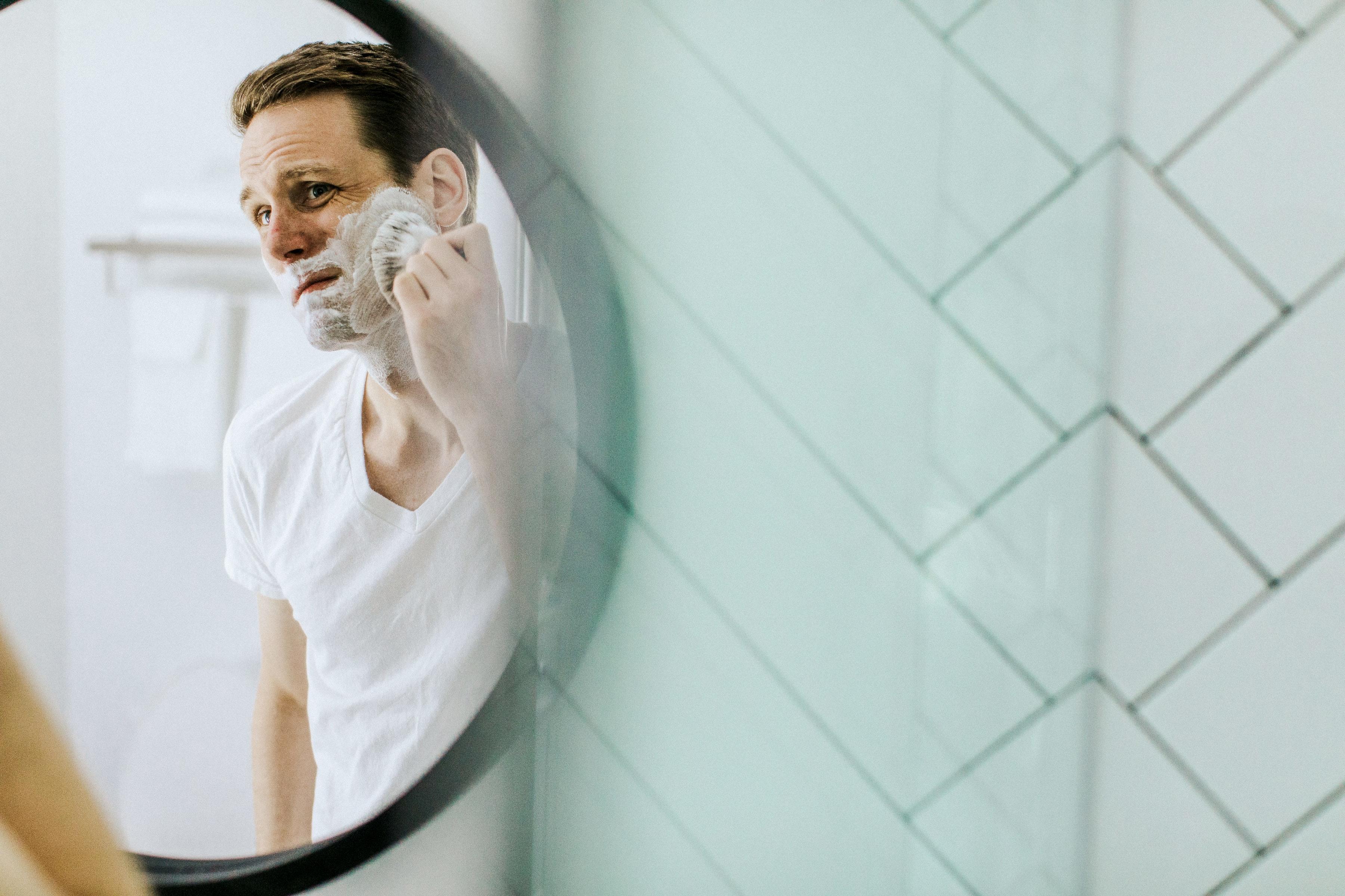 How men take longer grooming nowadays