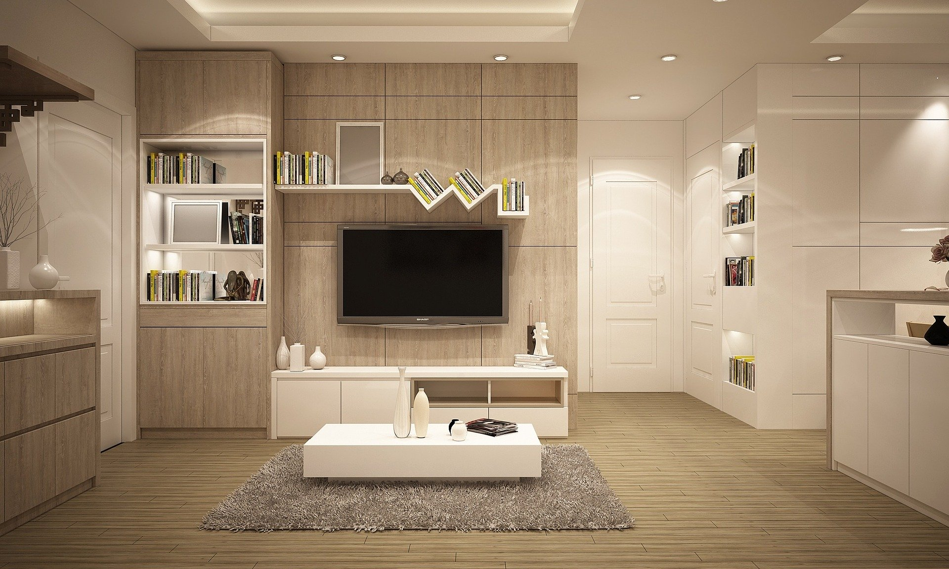 Living Space Design Tips For Men