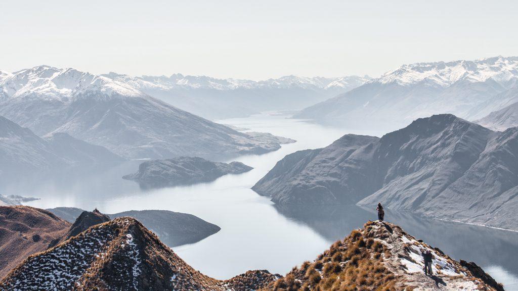 Roys Peak New Zealand 1024x576 - Rugged Paradise: New Zealand Adventure Travel