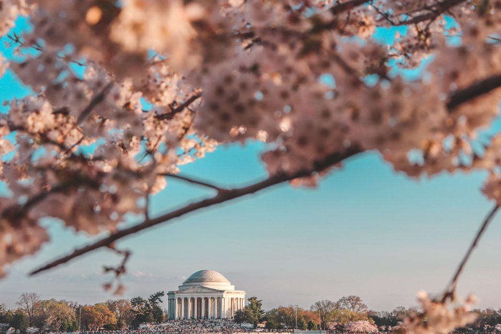 Thomas Jefferson Memorial Washington D.C 1024x683 - America's Must-See Travel Spots