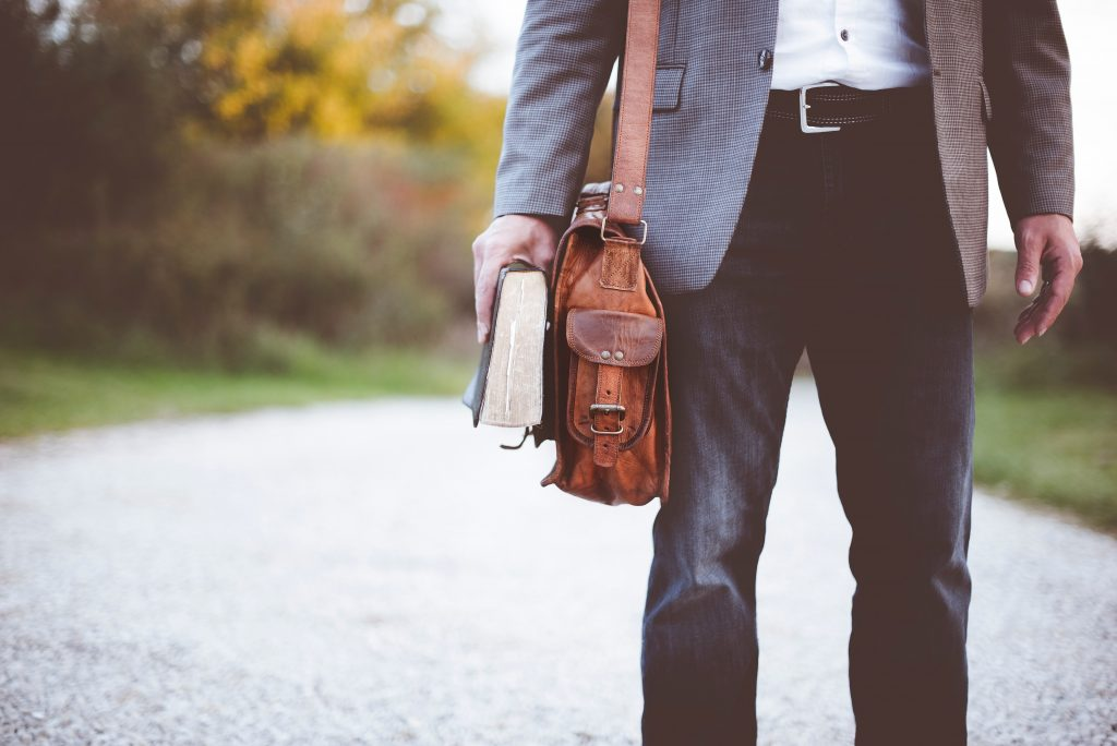leather bag 1024x684 - Keep It Rolling Classy and Casual with These 5 Tips