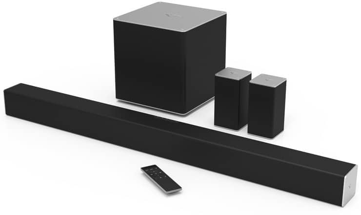 vizio - VIZIO SB4051-C0 Sound Bar
