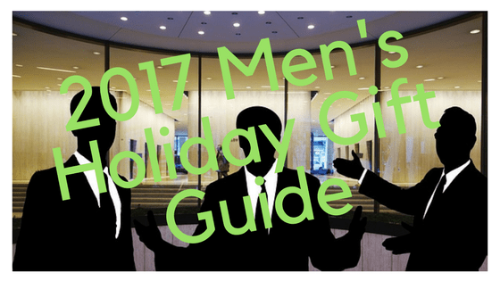 2017 Gentlemen's Holiday Gift Guide: Cigars, Spirits, Fragrances, and Watches