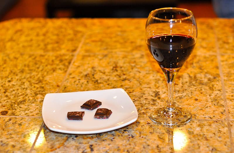 CarignanWineChocolate - Your Next Date Idea: Wine Pairing