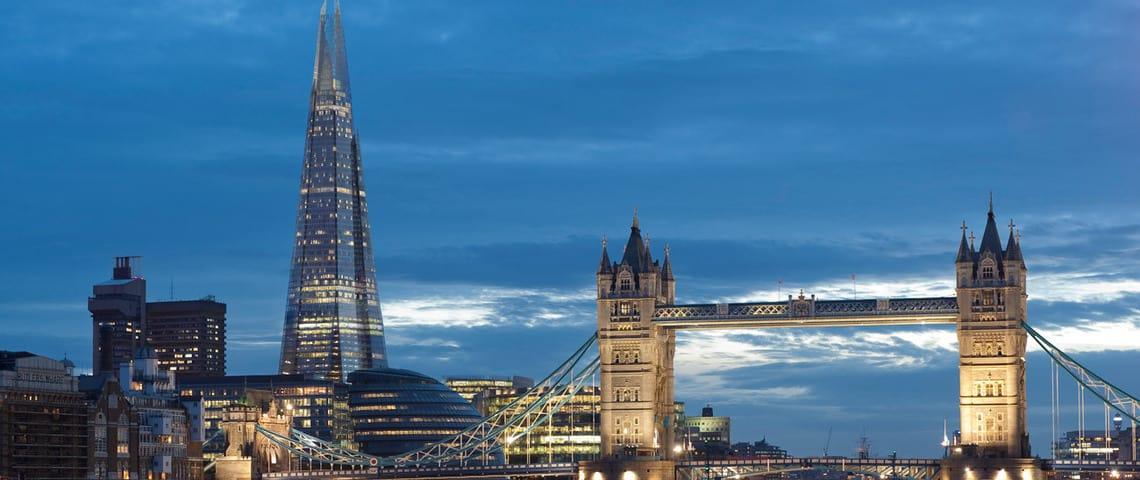The Shangri-La at The Shard, part of Fine Hotels and Resorts