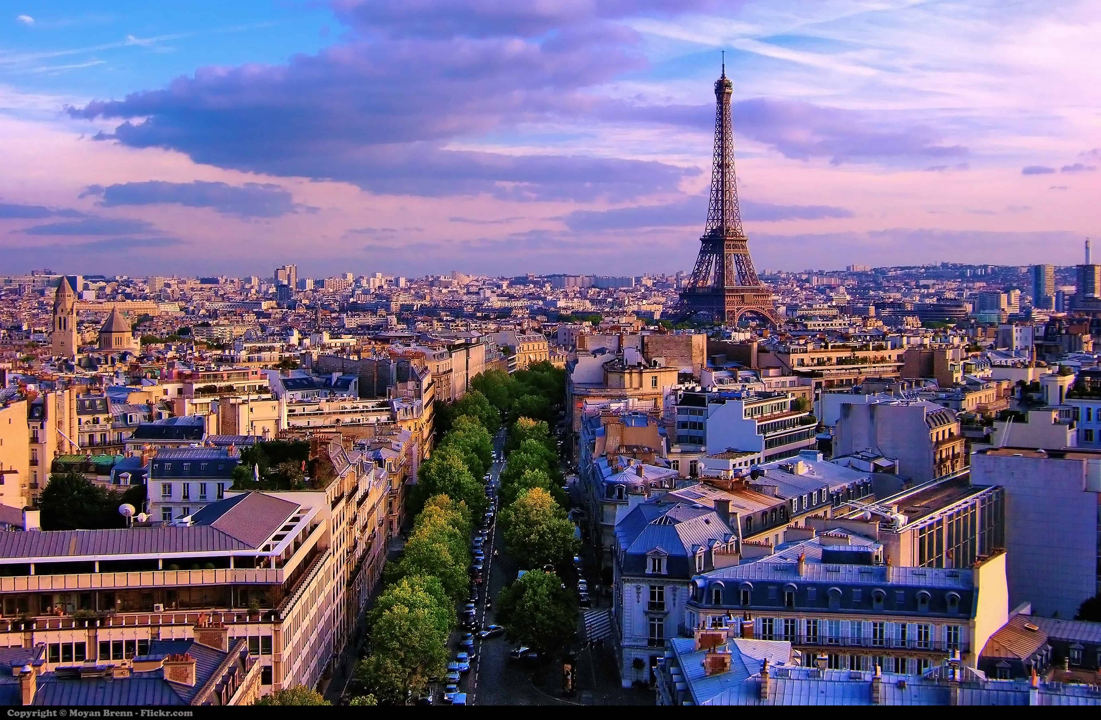 Paris - 5 Places in Europe for an Epic Cross-Country Trip