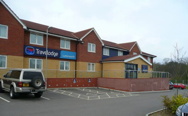 Travelodge Lutterworth   geograph.org .uk   865739 - How To Travel Around The UK On A Tight Budget (Yes, It Can Be Done!)