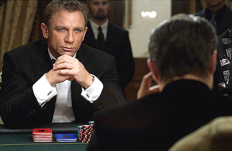 bond - A Man's Guide to Dressing to Impress in Vegas