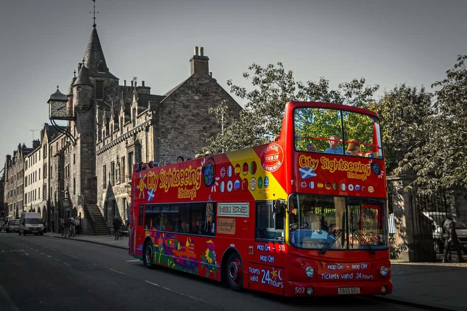edinburgh 1021490 960 720 - How To Travel Around The UK On A Tight Budget (Yes, It Can Be Done!)