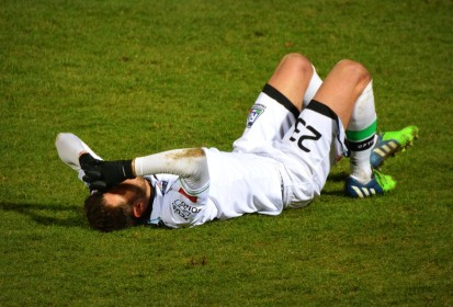 Every Aspiring Gentleman's Nightmare Sports Injuries