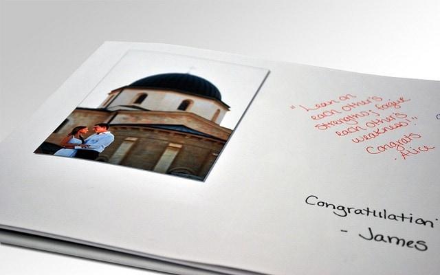7030030263 ff62114018 z - Unique Guest Book Ideas