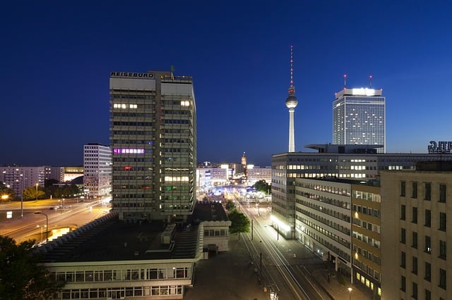 berlin 951616 640 - Top Three Cities to Live and Work In