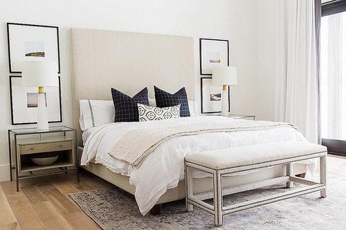 bedroom - Women love good interiors