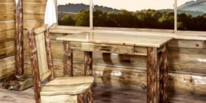 Getting Manly with Log Furniture For Your Home Or Office